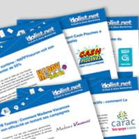 Retour d'expérience e-mail & data marketing : 5 nouveaux cas clients