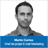 Comportement des utilisateurs face aux visuels d'un e-mail