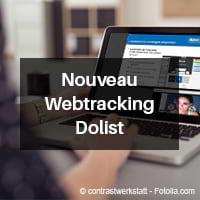 Prenez en main le nouveau module de Webtracking Dolist !