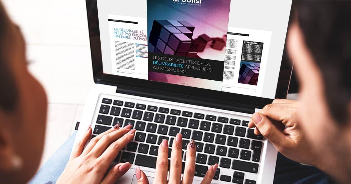 Livre blanc : Les 2 facettes de la délivrabilité adaptées au messaging