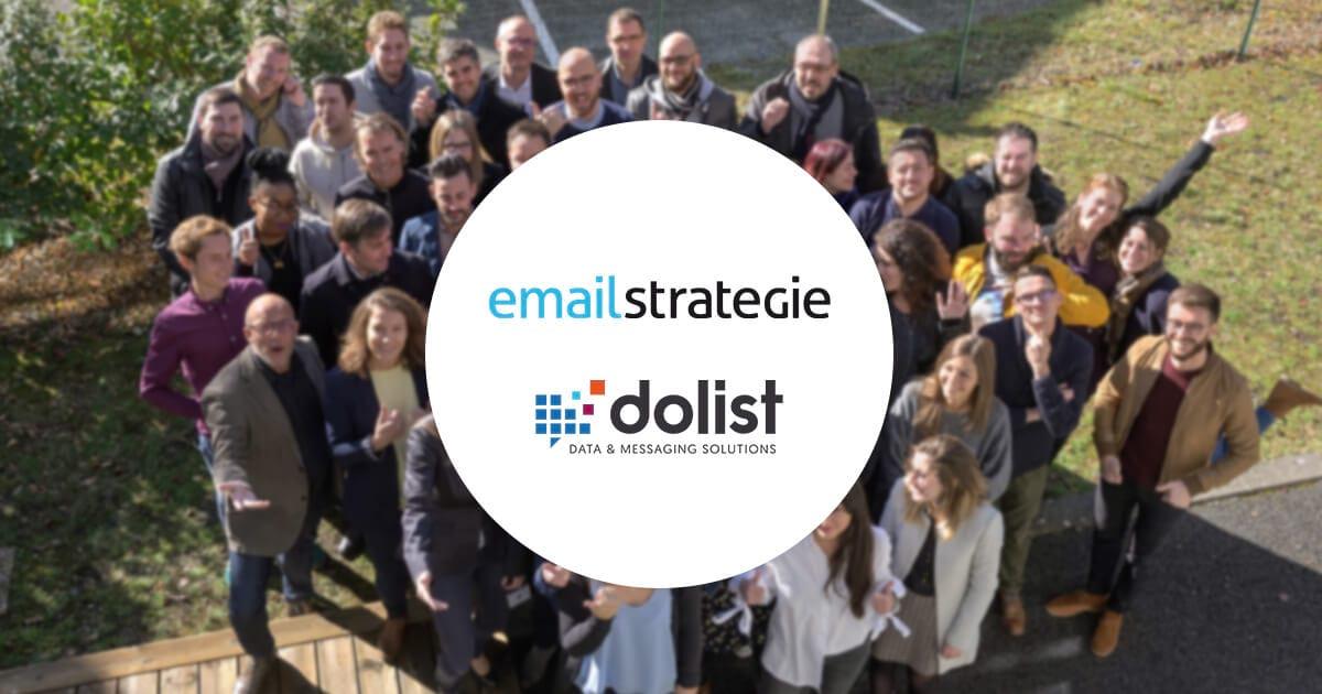 Presse | EmailStrategie fusionne avec Dolist