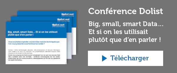 Conférence Dolist Data Marketing