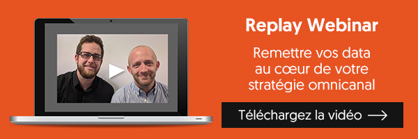 Replay webinar Data marketing et stratégie omnicanal