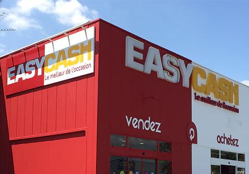 Cas client Easy Cash