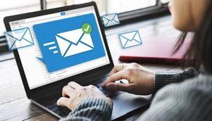 Délivrabilité messages email