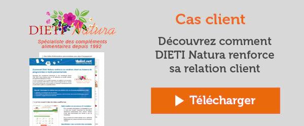 Cas client Dieti Natura