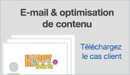E-mail & optimisation de contenu