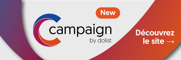 Nouvelle plateforme emailing & SMS Campaign by Dolist