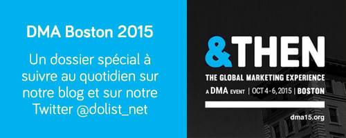DMA 2015 : Relation client et révolution omnicanale