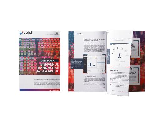 Livre blanc : Data Marketing, bienvenue dans votre «Datamarché»