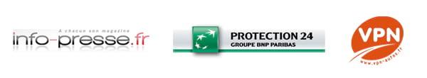 Info-Presse, Protection 24 de la BNP et VPN Autos signent avec Dolist