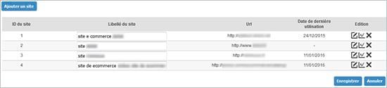 Le Webtracking évolue avec la gestion multi-sites & des statistiques optimisées