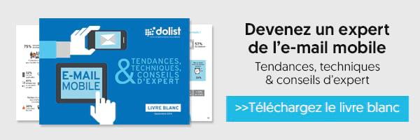 Téléchargez le Livre Blanc E-mail Mobile de Dolist