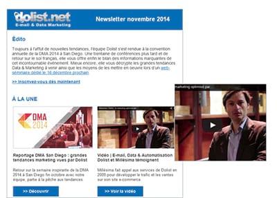 E-mail Marketing & Vidéo : Faites vos vœux !