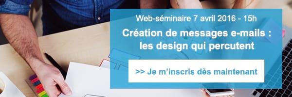 Création de messages e-mails : les design qui percutent