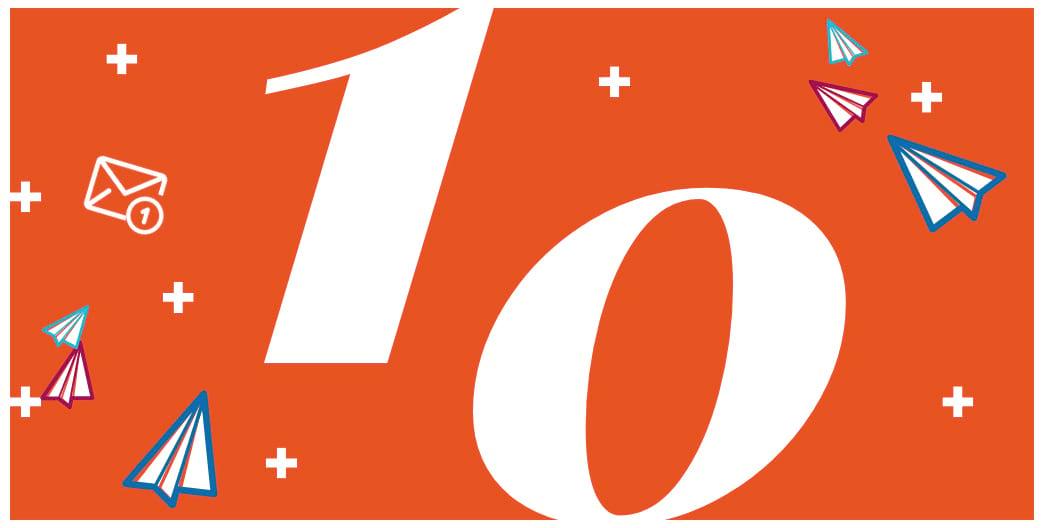 Calendrier de l'avent - Case 10