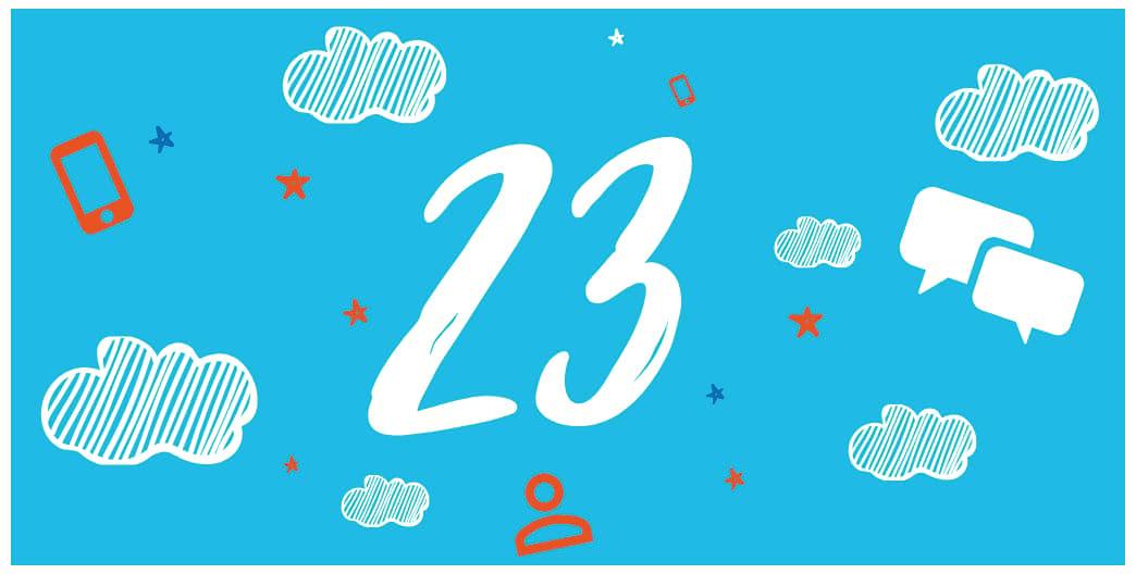 Calendrier de l'avent - Case 23