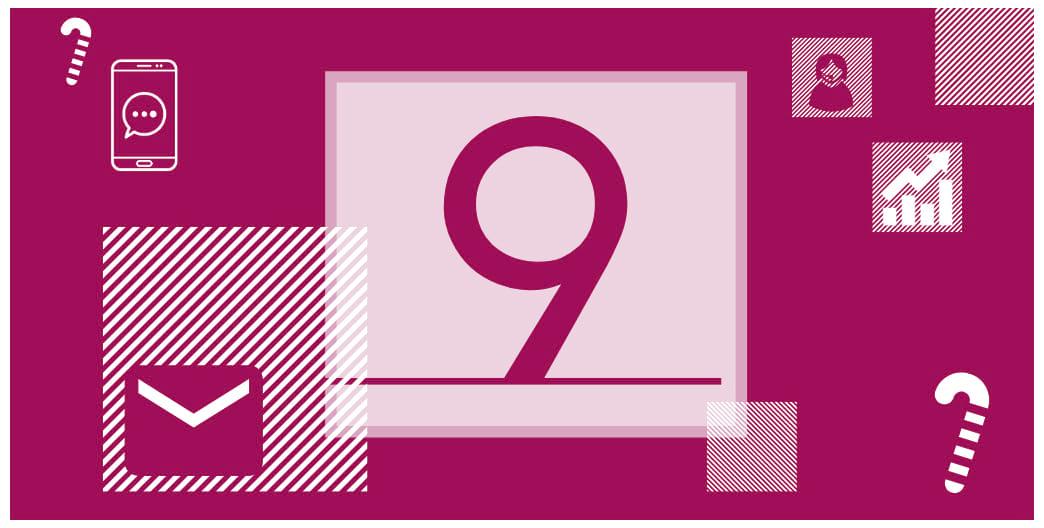 Calendrier de l'avent - Case 9