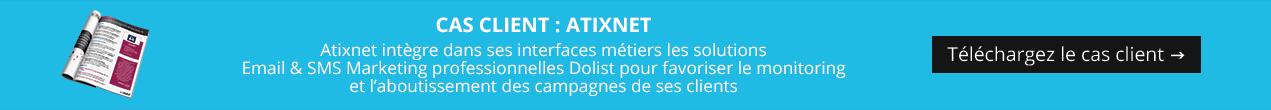 Cas client Atixnet