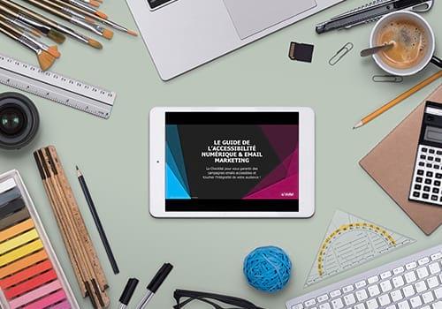 Livre blanc Accessibilité numérique & Email Marketing