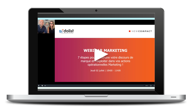Matinale Webinar Dolist & New Compact