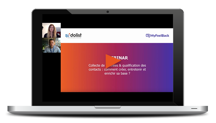 Replay Webinar Collecte de données & Qualification des contacts
