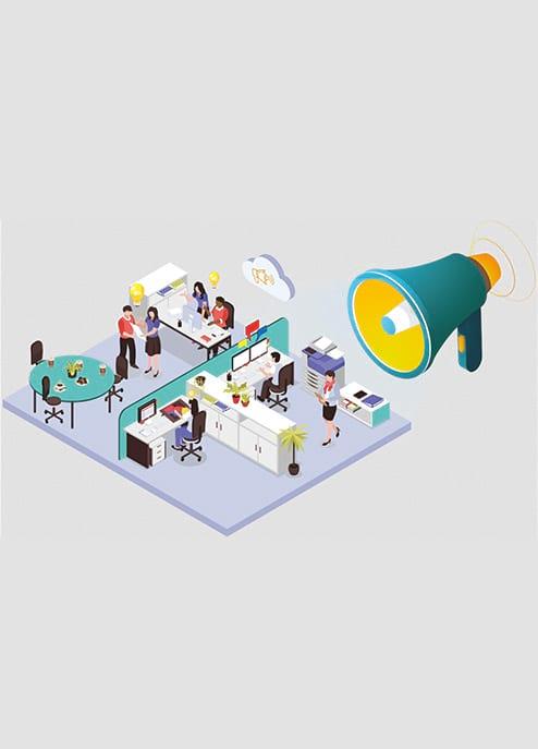 Communication & Marketing Online Meetings
