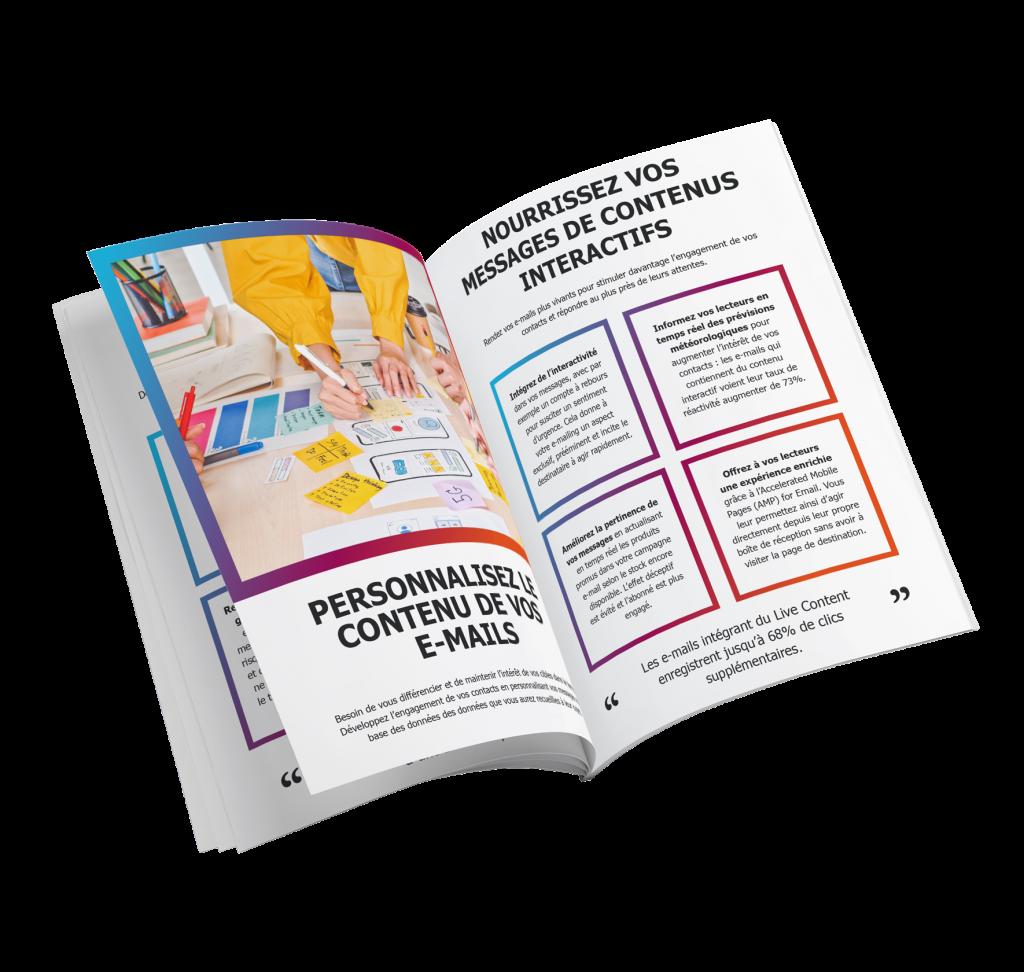 Guide pratique Créer des messages e-mails optimisés et différenciants