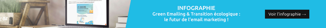 Infographie Green Email