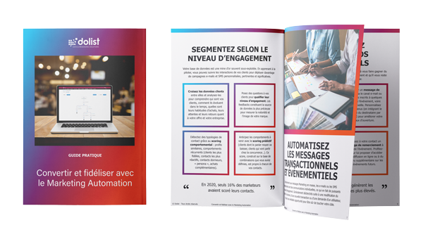 Guide pratique Convertir et fidéliser avec le Marketing Automation